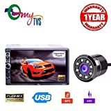 #10: myTVS TAV-40 Car Touch Screen Stereo Player with 8 LED Night Vision Parking Camera