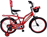 #9: Kross Dude 20 Inches Kids Best Quality Bicycle New Collection Low Price Bicycle Red 402707 Recreation Cycle (Multicolor)