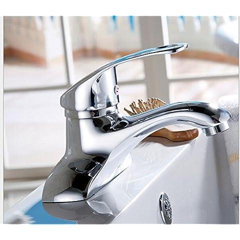 JinRou moderno/lusso contemporaneo lavello tocca Pastore di rame puro/wc/rubinetto acqua regolabile bacino foro singolo rubinetto/acqua di bagno di casa , tutti rame rubinetto singolo