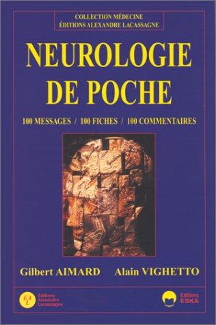 Neurologie de poche