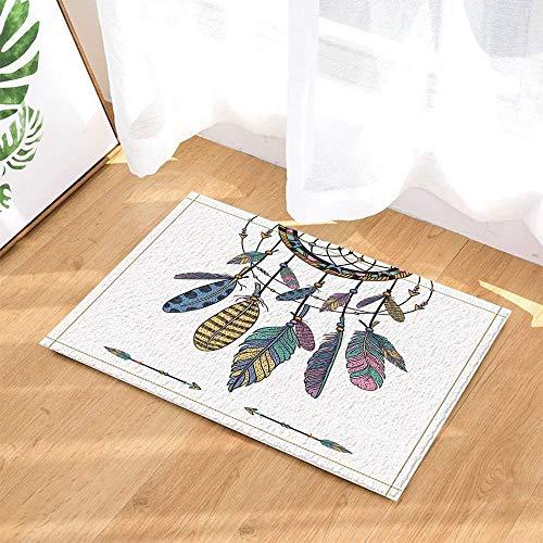 SHUHUI Verführerische süße weiße Bulldog Badezimmer Küchentür Wildleder Slip Form