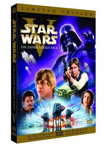 Star Wars Episode V: The Empire Strikes Back (Limited Edition, Includes Theatrical Version) [UK Import]