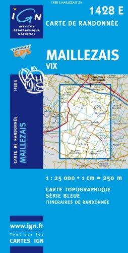 Maillezais/Vix GPS: IGN1428E