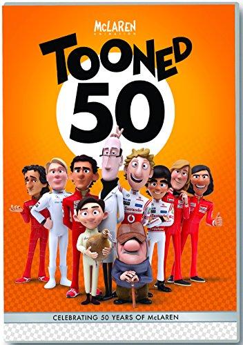 mclaren-tooned-50-dvd-import-anglais