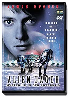 Alien Jäger - Mysterium in der Antarktis