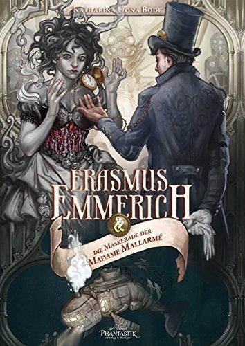 Buchseite und Rezensionen zu 'Erasmus Emmerich' von Katharina Fiona Bode