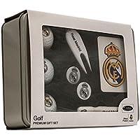 Real Madrid C.F.. - Set de regalo de golf