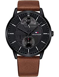 Tommy Hilfiger Analog Black Dial Men's Watch-TH1791604