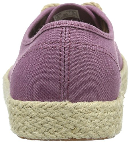 Vans Authentic Espadrille - Scarpe da Ginnastica Basse Unisex – Adulto Viola (canvas/grape Nectar)