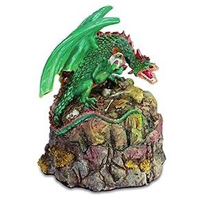 KATERINA PRESTIGE HF1525 - Caja de dragón, Color Verde
