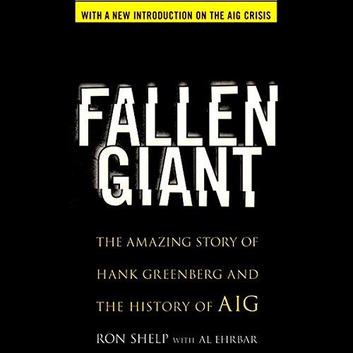 Fallen Giant  Audiolibri