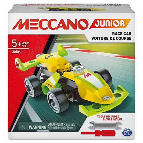 Meccano - 6055090 - Jeu de Construction - Mes premières Constructions Meccano Junior - Modèle...