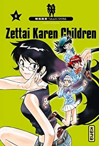 Zettai Karen Children Edition simple Tome 6