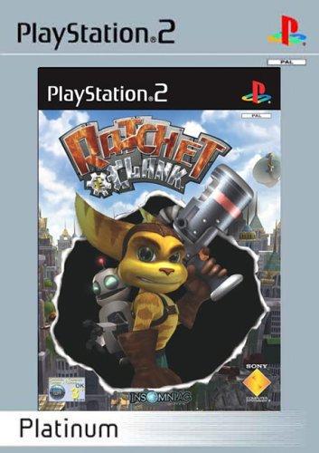 Ratchet and Clank [Platinum]