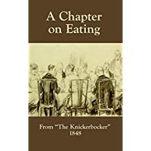 A Chapter On Eating (English Edition)