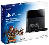 PlayStation 4 First Limited Pack with Playstation Camera + Knack [import Japonais]