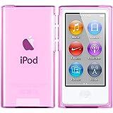 iPod Nano 7G Hülle in Pink - Silikonhülle Case Schutzhülle für Apple iPod Nano 7 Generation - 2015 Version
