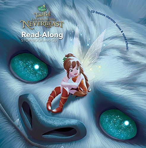 Legend Of The Neverbeast. Read-Along Storybook ( + CD) (Read-Along Storybook and CD) por Vv.Aa.