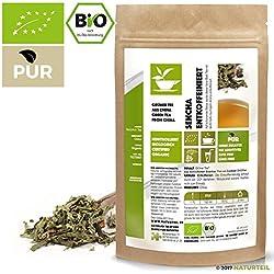 250 g China Sencha Entkoffeiniert Bio - im aromadichten & wiederverschließbaren Beutel - Natürlich Tee by Naturteil