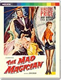 The Mad Magician (Limited Edition) [Blu-ray] [2020] [Region Free]