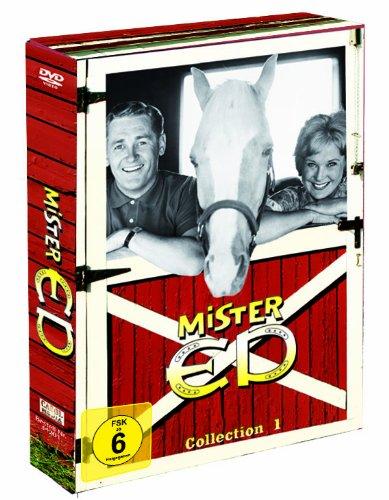 Preisvergleich Produktbild Mr. ED Collection 1: Das sprechende Pferd [3 DVDs]