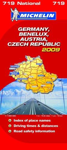 Germany, Austria, Benelux, Czech Republic 2009 2009