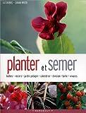 Image de Planter et semer