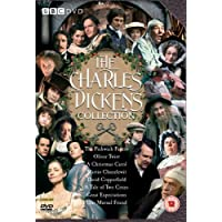The Charles Dickens BBC Collection Box Set: Pickwick Papers / Oliver Twist / A Christmas Carol / Martin Chuzzlewit / David Copperfield / A Tale of Two Cities / Great Expectations / Our Mutual Friend