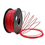 PLA 3D-Drucker Filament, Maßgenauigkeit +/- 0,03mm, 1,75mm, 1kg Spule, optional 45Color, 10th color, 1