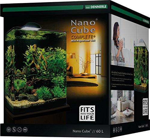 Dennerle 7004181 NanoCube Complete Plus 60 Liter