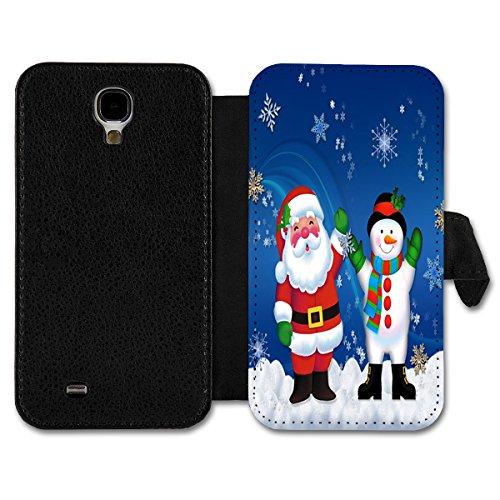 Book Style Flip Handy Tasche Case Schutz Hülle Schale Motiv Etui für Apple iPhone 6 - 4,7 Zoll - A17 Design12 Design 17