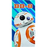 Oficial de Star Wars BB8playa baño toalla de algodón