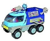 Simba - PJ Masks Mond Rover / mit Catboy Figur / mit Licht und Sound / mit Schussfunktion / mit Action Figur / 27cm groß, für Kinder ab 3 Jahren -