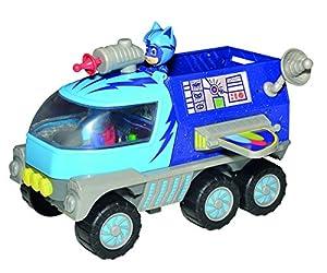 Simba 109402367 PJ Masks Super Moon Mega Rover - Mascarilla para bebé