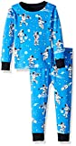 Hatley Langarm Glow in The Dark Bio-Baumwolle Pyjama Set - A - 6 Years/119 cms