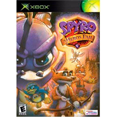 Universal Spyro A Hero's Tail