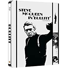 Bullitt Steelbook UK Limited Edition Steelbook Blu-ray Region Free