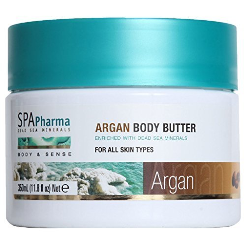 Spa Pharma Dead Sea Body Butter Argan 350ml