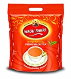 #6: Wagh Bakri Premium Leaf Tea Poly Pack, 1kg