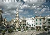 Apulien - Impressionen (Wandkalender 2019 DIN A4 quer): Eindrücke aus dem schönen Süden Italiens (Monatskalender, 14 Seiten ) (CALVENDO Orte)