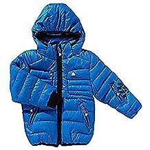 Peak Mountain-chaqueta canastilla niños LECAPTI- azul-6 mois
