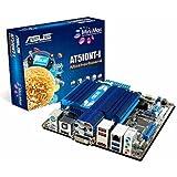 ASUS AT5IONT-I Carte-mère mini ITX iNM10 SATA-300, eSATA Gigabit Ethernet SuperSpeed USB vidéo audio 6 canaux