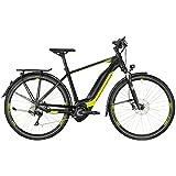Bergamont E-Horizon 8.0 Herren Pedelec Elektro Trekking Fahrrad schwarz/grün/grau 2018: Größe: 52cm (170-178cm)