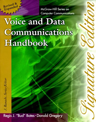 VOICE AND DATA COMMUNICATIONS HANBOOK