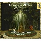 Les Grandes Eaux Musicales de Versailles (The Musical Fountains of Versailles)