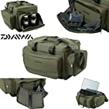 Daiwa Infinity Complete Carryall & Baittable dunkelgrün 55x39x31cm