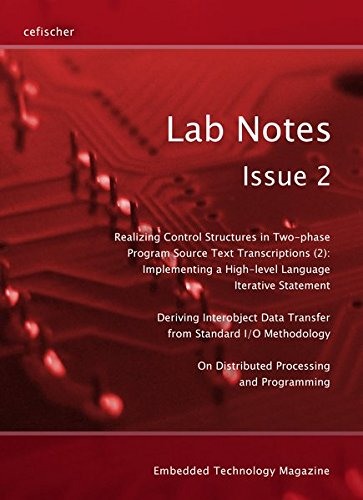 Lab Notes, Issue 2: Embedded Technology Magazine