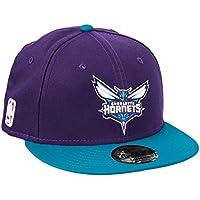 New Era NBA 9fifty Charlotte Hornets Offical Team Colour Casquette De  Baseball Homme 5cd1508bebac