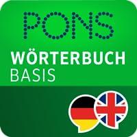 PONS Wörterbuch Englisch - Deutsch BASIS