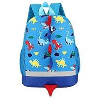 Cute School Backpack,VENMO Cartoon Dinosaur Toddler Kids School Book Bags Children Small Backpack Daysack for Girls Boys, 25 * 30cm